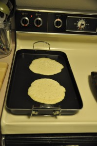 Yeast Griddle Cakes