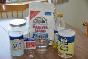 Pita Bread Ingredients