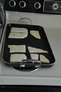 Lefse Baking