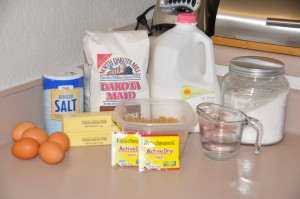 Monkey Bread Ingredients