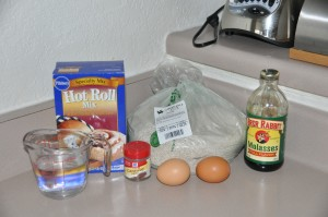 Pronto Pumpernickel Ingredients