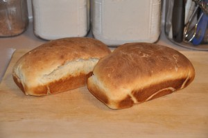 Sour-Cream Bread