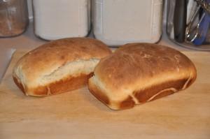 Sour-Cream Bread