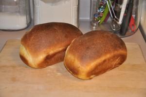 Plain Saffron Bread