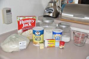 Pumpernickel Bread I Ingredients