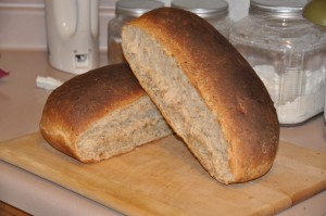 Mrs. Elizabeth Ovenstad's Bread